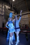 Taking off -Flying Trapeze-