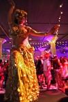 Gold Hand Dancer