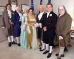 Founding fathers ensemble