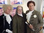 Jefferson, Madison, Mrs Washington Dolly Madison, Adams, Monroe and of course BEN