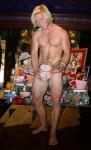 Artistic Nude - Candy Boy in Gregangelo Museum