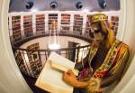 Library monkey