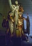 Artemis Living Statues