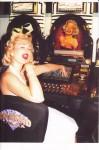 MARILYN MONROE -Marilyn launching her new slot machine-