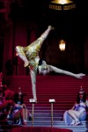 Gold contortion