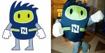 Netsuite mascot comes to life