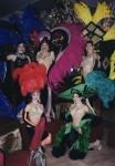 Opulent showgirls