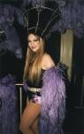 Opulent showgirl