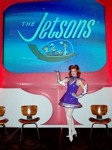 Jane Jetson -Enjoy the modern splendors of hands-off animated housekeeping-