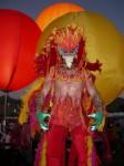 Phoenix Body Costume