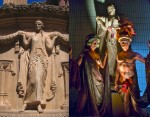 Palace of Fine Arts Statues Come to Life