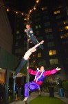 Pole Acrobats
