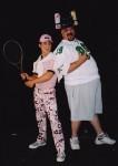 Preppy Frat Boy and Roughneck jock