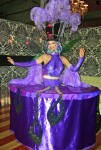 Purple Fairy Table Dress
