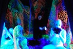 Blacklight PyramID inhabitant ensemble