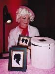 Sally Sillhouette creates heirloom cutouts