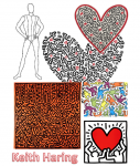 Keith Haring inspiration