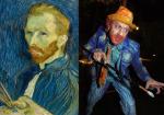 Vincent van Gogh Comes to Life