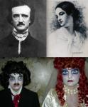Edgar Allan Poe & His Bride Comes to Life
