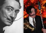 Salvador Dali Comes to Life
