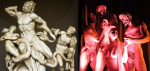 Classical Living Sculptures Comes to Life