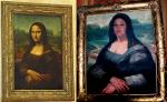 Mona Lisa Comes to Life