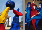 Miro Sculptures Come to Life