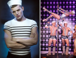 Jean Paul Gaultier's Sailors Come to Life
