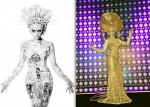 Jean Paul Gaultier Design Inspired Velocity's Gilded Gaultier