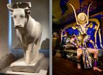 Egyptian God Apis Comes to Life