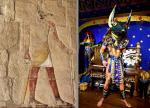 Egyptian God Anubis Comes to Life
