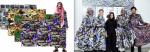 Ahaad Alamoudi - Contemporary Saudi Arabian Artist's Drummers Costume