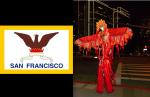 SF Phoenix Flag comes to Life