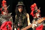 Slash & Red Devilette Groupies
