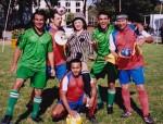 Soccer ensemble