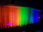 Spectrum Hall walk through a Rainbow