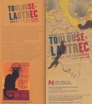 Toulouse-Lautrec and La Vie Moderne Paris 1880-1910 at Nevada Museum of Art
