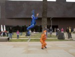 V-Troupe youth acrobatics