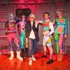 Warhol Living Statues