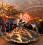 Whirling Dervish in African Hall
