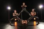 Glitter Boys Acrobatics