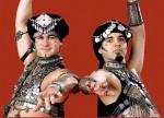 Azure -Dynamic American Tribal Male Belly Dancers-