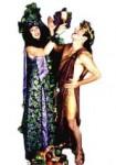 Bacchus & Wine Goddess