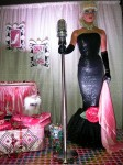 Living Barbie Doll Statue and Installation