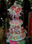 Custom Candy Cakes