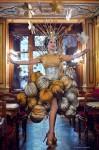 Deco Showgirl
