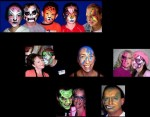 Facepainting collection