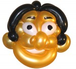 Balloon Caricature