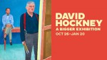 David Hockney: A Bigger Exhibition - The de Young Museum