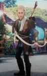 Legolas, the archer